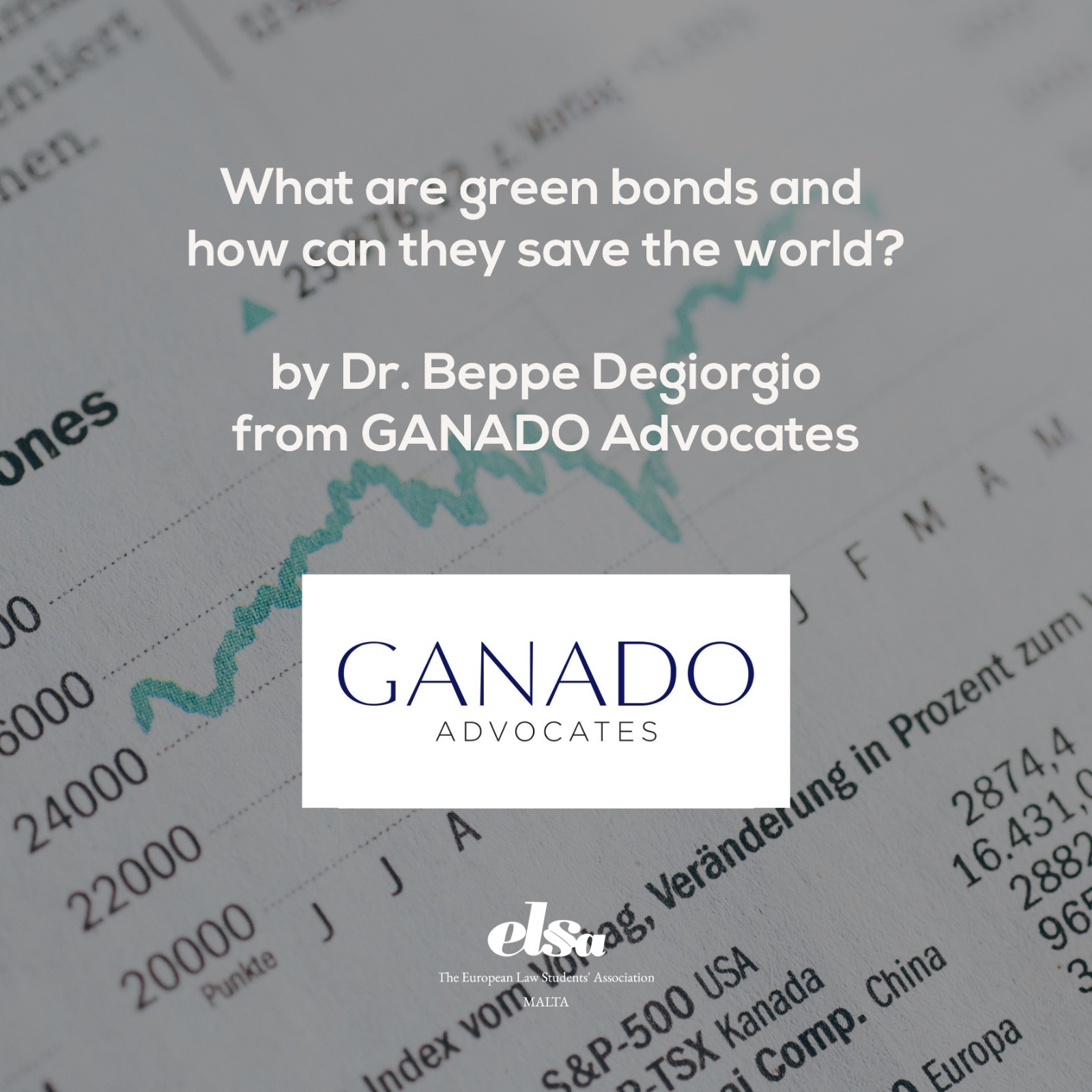What are green bonds and how can they save the world?