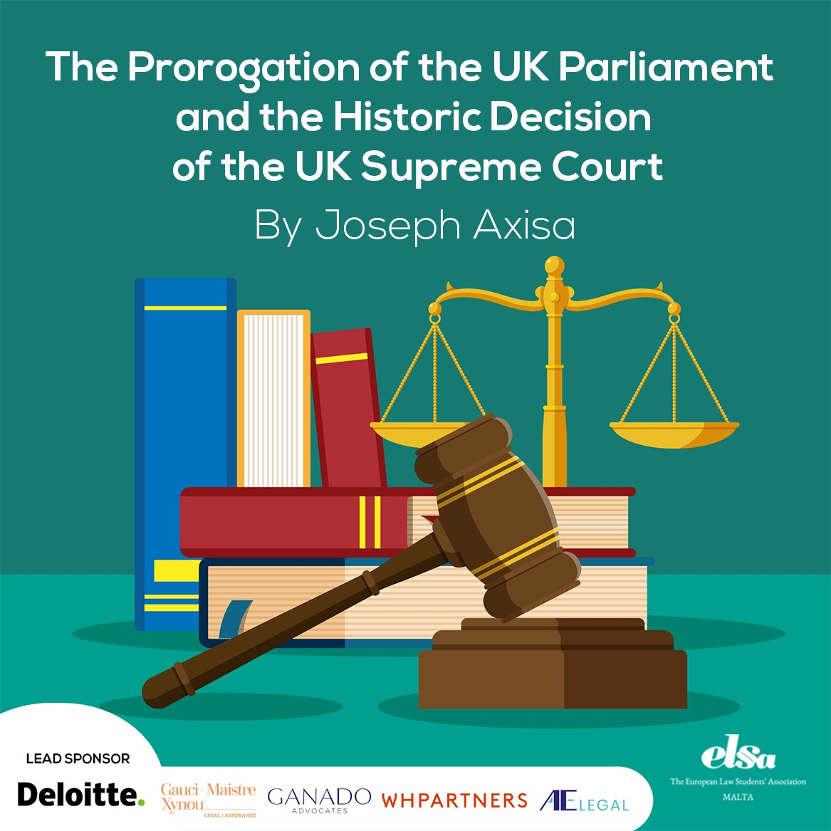 The Prorogation of the UK Parliament and the historic decision of the UK Supreme Court