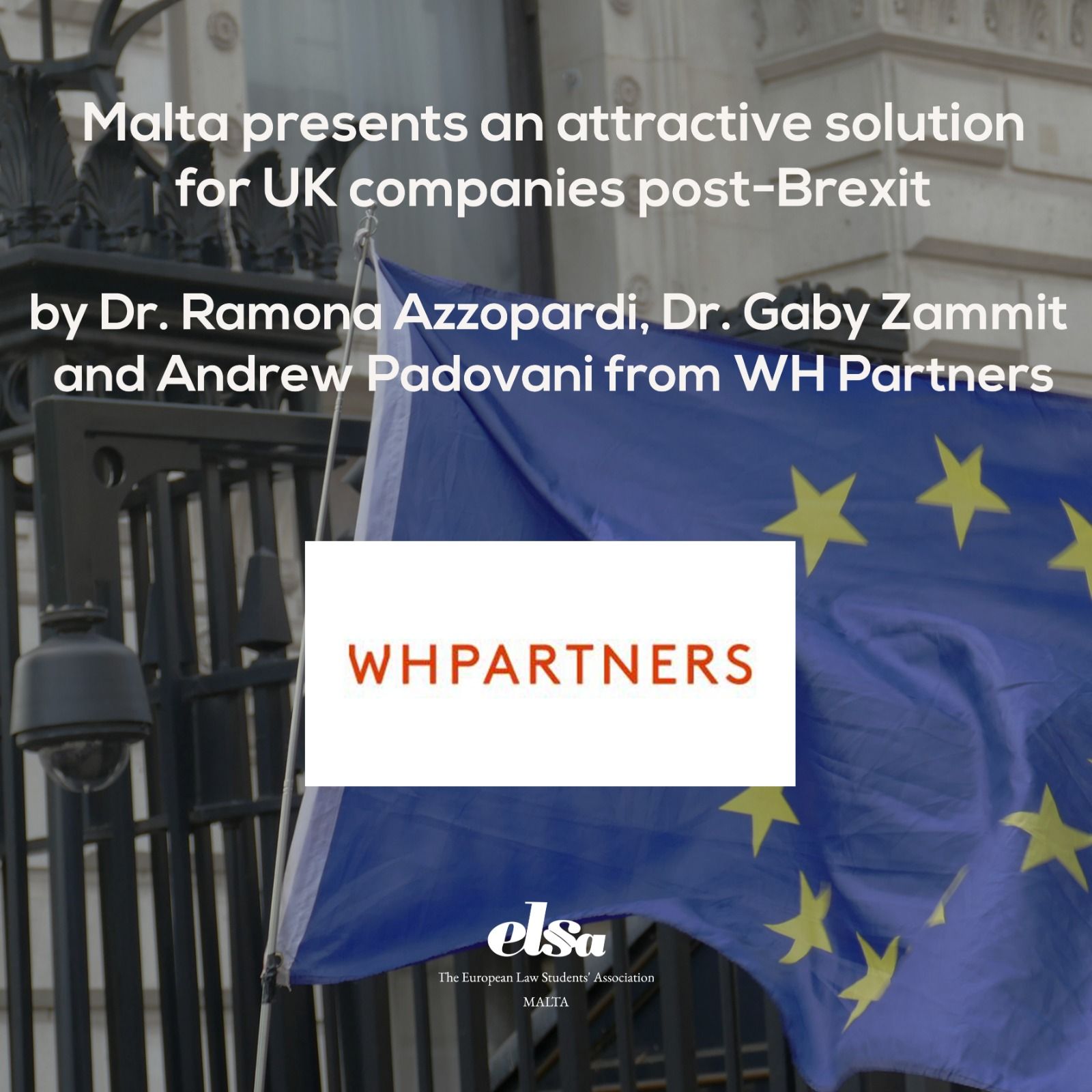 Malta presents an attractive solution for UK companies post-Brexit