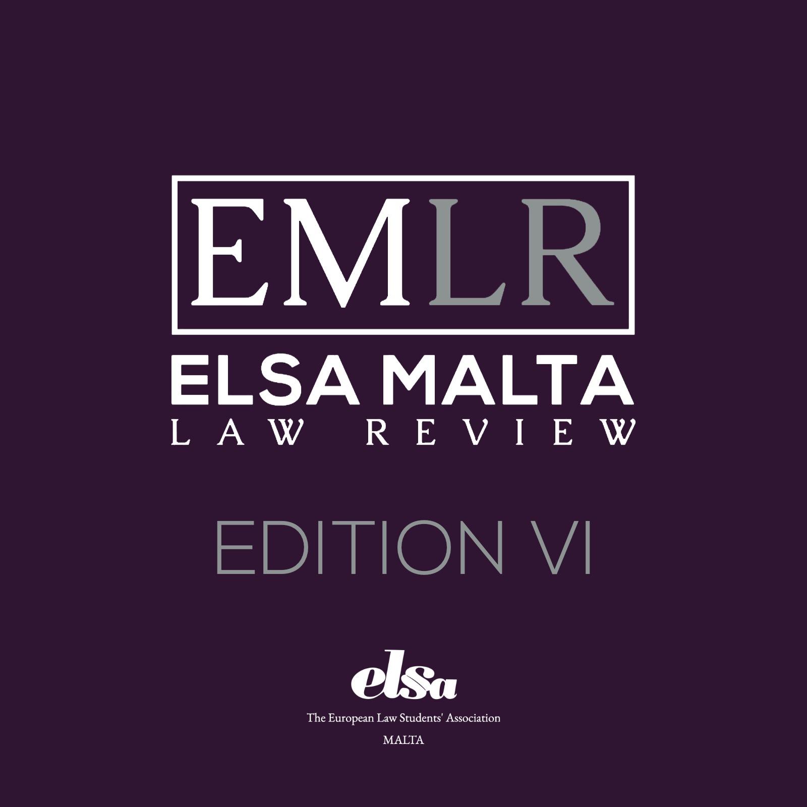 Edition VI
